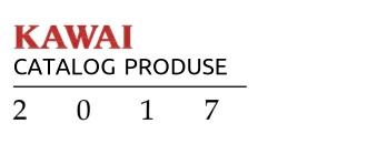 Catalog 2017 Kawai